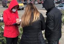 На месте бывшего рынка в Петрозаводске продолжают вести нелегальную торговлю