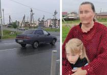 В поселке Красное Поле пенсионерка попала под колеса авто, спасая внучку