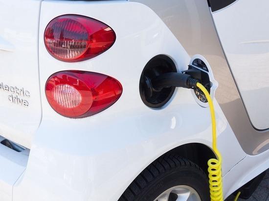 Продажи электромобилей выросли на 85% в Алтайском крае
