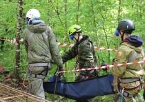 Участники «Школы безопасности» осваивали аварийно-спасательные работы