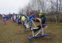 В Хабаровском крае появилась новая спортивная площадка в Комсомольском районе