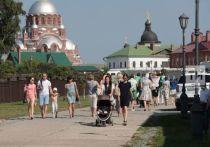 Свияжск готовится принять в 2021 году 800 тысяч туристов