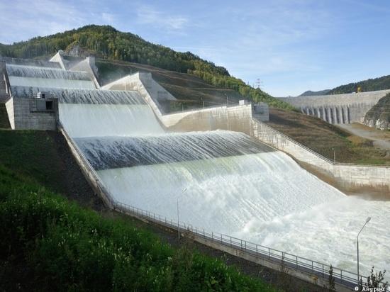 Правительство Хакасии попросило РусГидро не допустить замора форели водосбросом