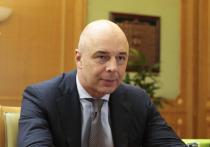 Силуанов сравнил рост расходов на социальную сферу с детскими болезнями