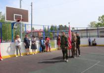 В районах Хабаровского края проходит эстафета флага ГТО