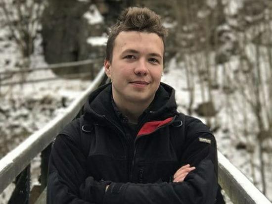 Белорусский телеканал показал доказательства участия Протасевича в войне на Донбассе