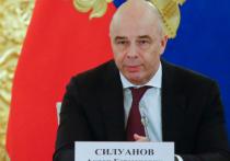 Силуанов предупредил о риске обесценивания рубля и зарплат