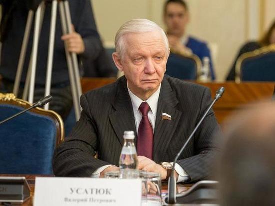 Сенатор от Хакасии проголосовал против закона о запрете избираться причастным к экстремизму