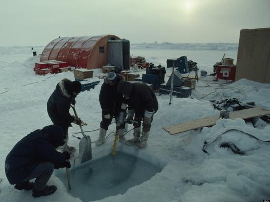 Арктика ждет геологов, которые туда не спешат