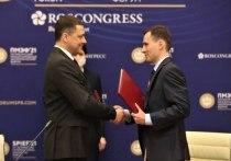 Соглашение о создании в псковском «Моглино» завода по деревообработке подписали на ПМЭФ
