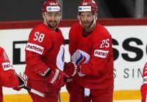 3 июня сборная России сыграет со сборной Канады в четвертьфинале чемпионата мира по хоккею