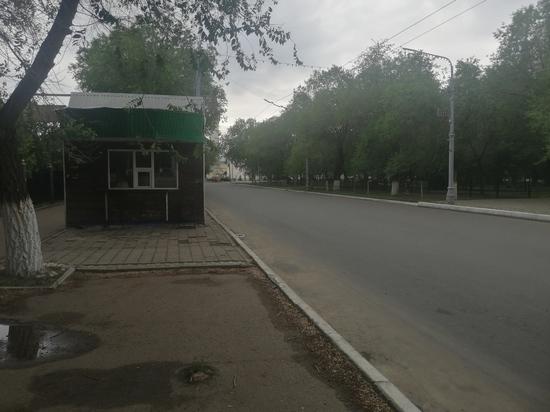 В центре Оренбурга изменилась схема движения общественного транспорта