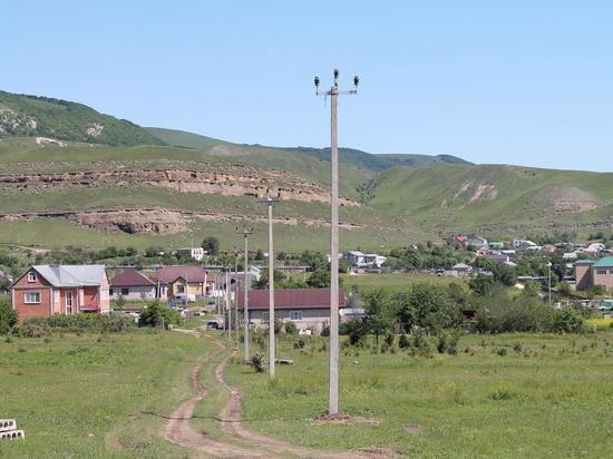 «Россети Северный Кавказ» обеспечат электроэнергией новый микрорайон в ауле Кубина КЧР