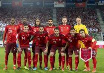 Группа «А»: сборная Швейцарии