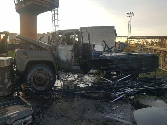 За сутки в Архангельской области сожгли три машины