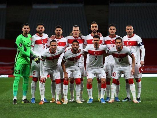 Показываем состав сборной Турции на чемпионат Европы-2020.