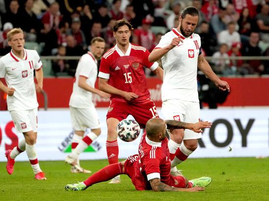 Последняя проверка сборной России перед Евро-2020