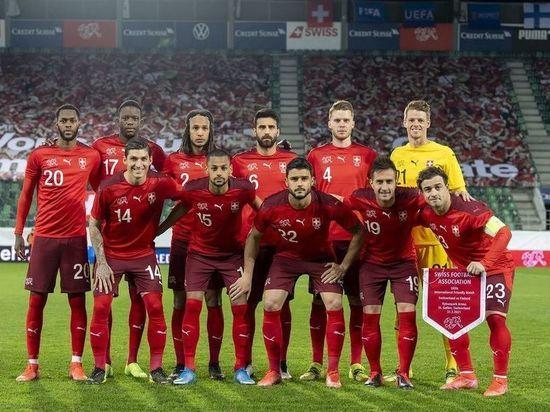 Показываем состав сборной Швейцарии на чемпионат Европы-2020.