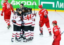 """Сборная России в четвертьфинале чемпионата мира по хоккею проиграла в овертайме команде Канады и выбыла из турнира. """"МК-Спорт"""" рассказывает, как это было."""