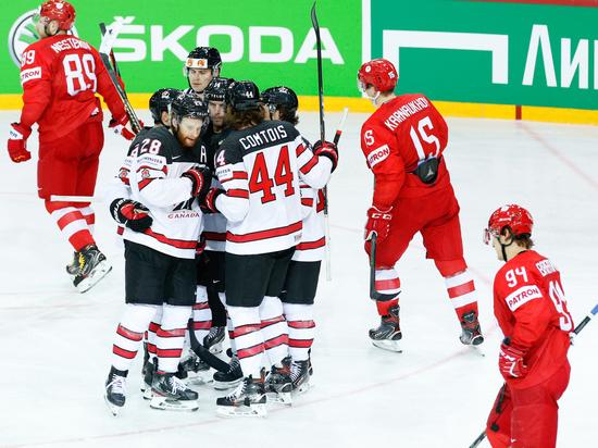 Наша сборная уже 10 лет не может обыграть канадцев на главных турнирах