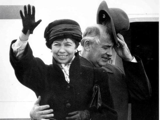 В России снимут фильм про первую леди СССР
