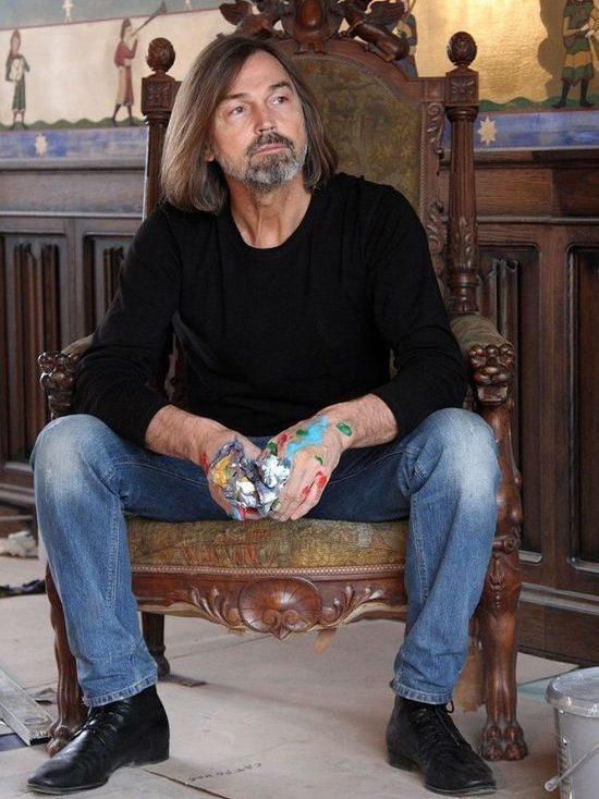 Жители Хакасии увидят «Ожившие полотна» известного Никаса Сафронова