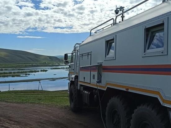 МЧС: Возможно подтопление 274 придомовых территорий в поселках Забайкалья