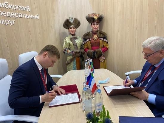 Губернатор договорился о целевом обучении студентов Хакасии в МГИМО