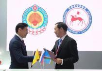 Якутия и Калмыкия расширяют сотрудничество
