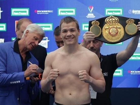 Известный боксёр из Серпухова даст бой за титул чемпиона мира