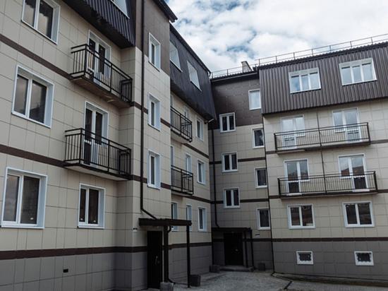 В Кировской области сдали ещё один «проблемный» дом