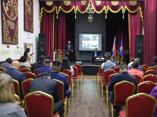 В Туве избраны делегаты на XX предвыборный съезд «Единой России»