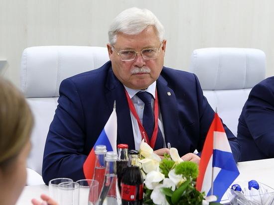 Губернатор Томской области и королевский посол Нидерландов обсудили сотрудничество