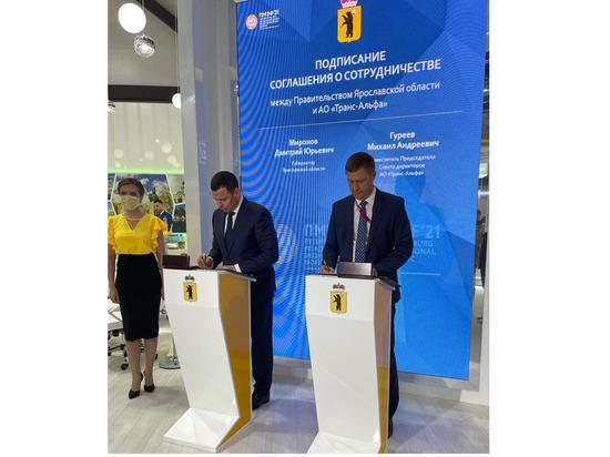 Дмитрий Миронов договорился о строительстве в Рыбинске нового современного завода