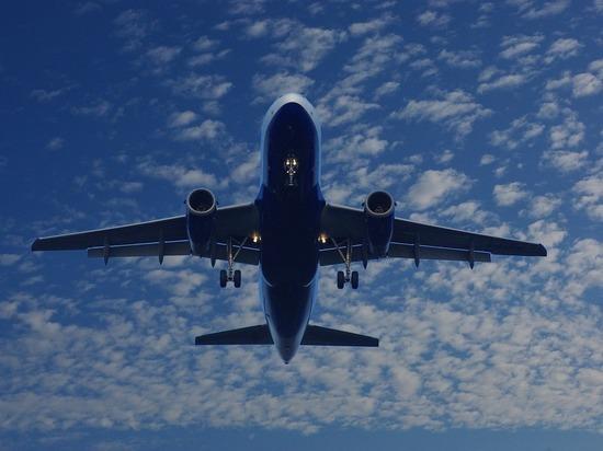 В Шереметьево совершил экстренную посадку пассажирский самолет