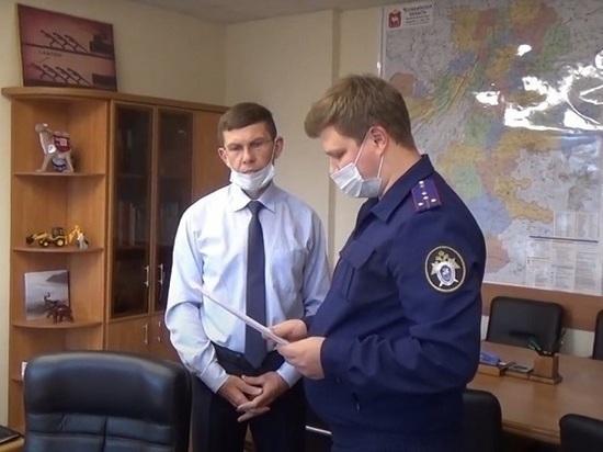 Ивана Белавкина обвиняют в получении взятки более чем в один миллион рублей