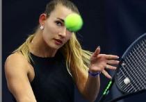 Российской теннисистке Сизиковой во Франции может грозить до 5 лет тюрьмы