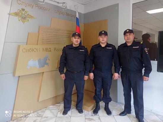 Полицейские из Тувы  в Красноярске обнаружили мужчину, находящегося в розыске