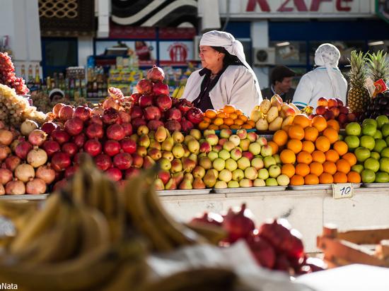В Калмыкии изменилась цена на овощи