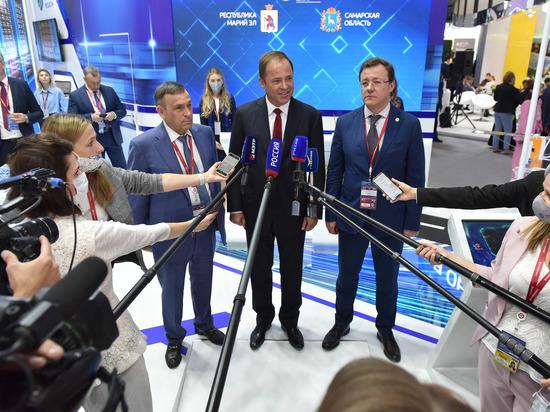 Марий Эл и Самарская область будут развивать отношения