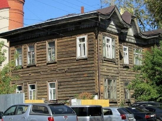 В Барнауле снесут аварийный дом, построенный 107 лет назад