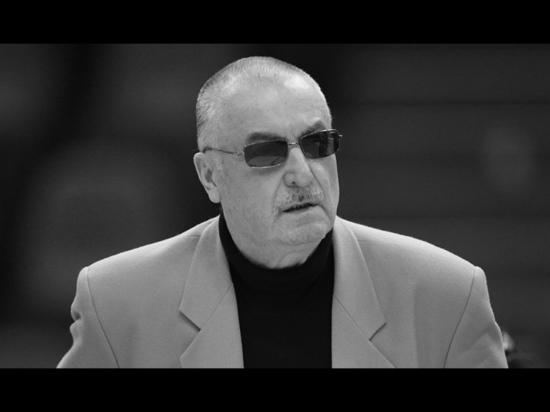 Умер экс-тренер ЦСКА и сборной России по баскетболу Капранов