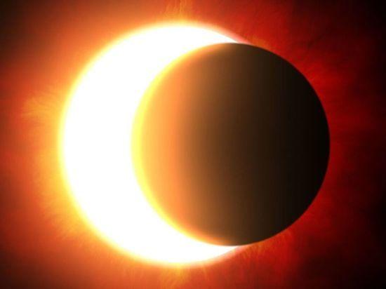 Через несколько дней северяне смогут увидеть частичное солнечное затмение