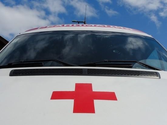 Больше 20 человек пострадали в перевернувшемся грузовике в Туве