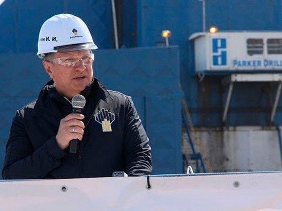 Игорь Сечин рассказал об экологических достижениях «Роснефти»