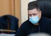 Михаил Ведерников обсудил со специалистами судьбу пушкиногорской гостиницы