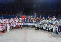 Юные хоккеисты из Ванино взяли бронзу на «Золотой шайбе»