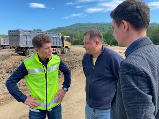 Ремонт дороги на Находкинском перевале закончат в июле