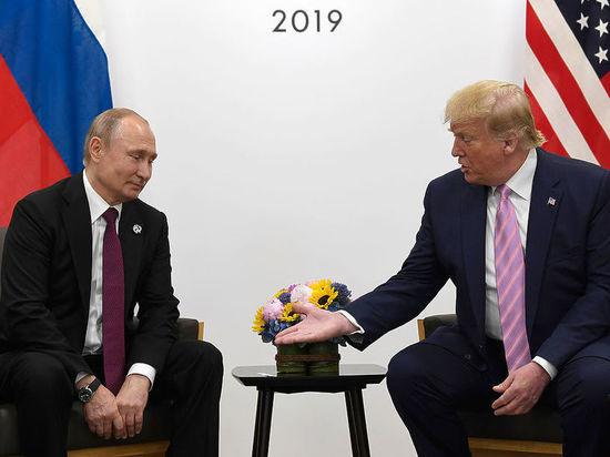 Трамп уверен, что Путин «открыто насмехается» над Байденом