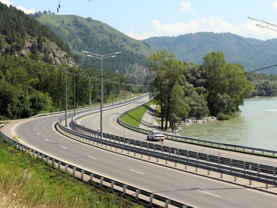 Около 200 км Чуйского тракта собираются расширить до четырех полос